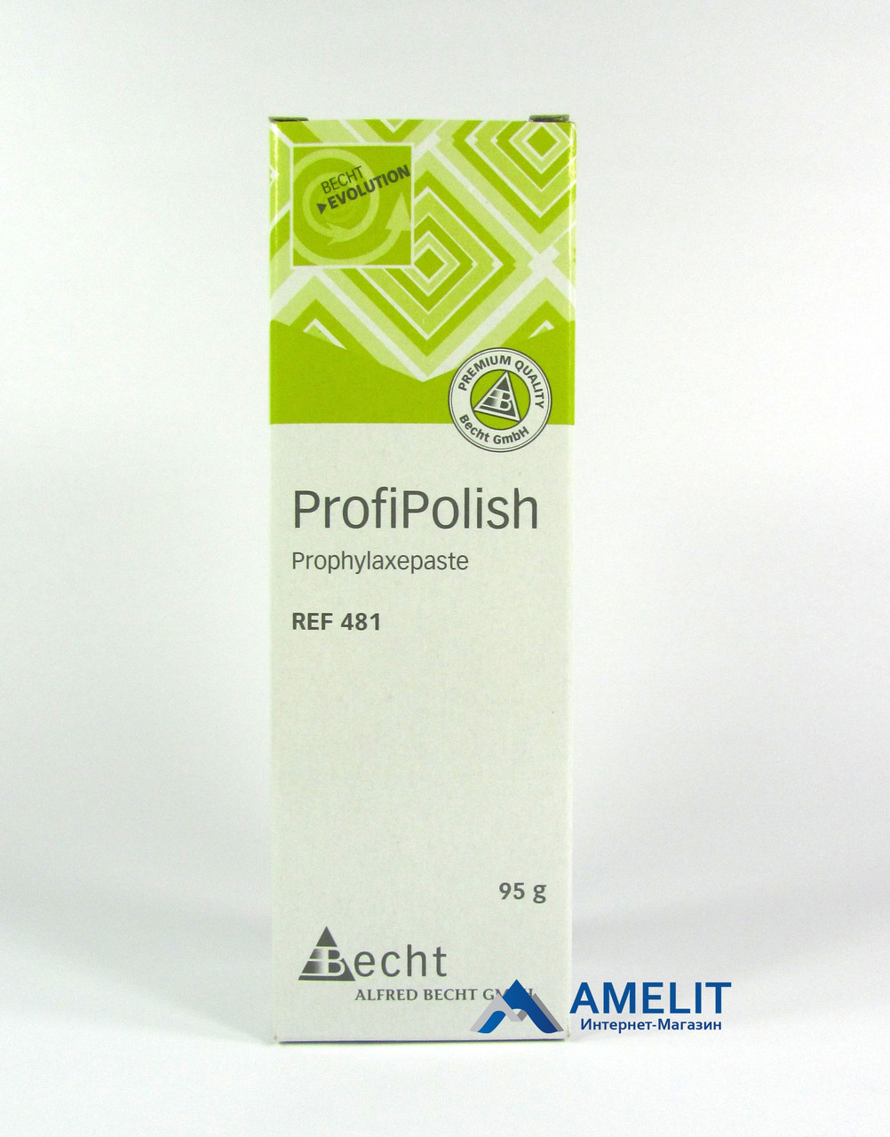 Паста ПрофиПолиш (ProphyPolish), паста 95г