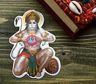 """9040184 Стикер бумажный """"Индийские боги"""" №22"""