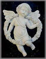 9260340 Ангел с венком