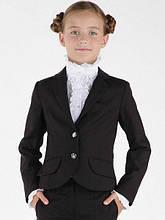 Школьный пиджак для девочки Школьная форма для девочек SILVER-SPOON Италия SS-B-G-0802-001 Черный