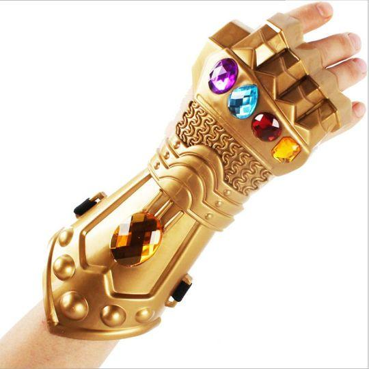 Перчатка Таноса с камнями бесконечности Marvel