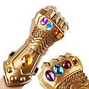 Перчатка Таноса с камнями бесконечности Marvel, фото 3
