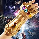 Перчатка Таноса с камнями бесконечности Marvel, фото 7