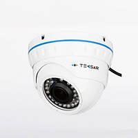Уличная купольная AHD камера Tecsar AHDD-1M-20F-out