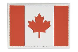 Нашивка 3D - Flaga Kanady [GFC Tactical] (для страйкбола)