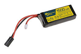 Аккумулятор LiPo 11,1V 1500mAh 20/40C [ElectroRiver]