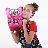 Антистрессовая игрушка-подушка, полистерольные шарики, фото 4