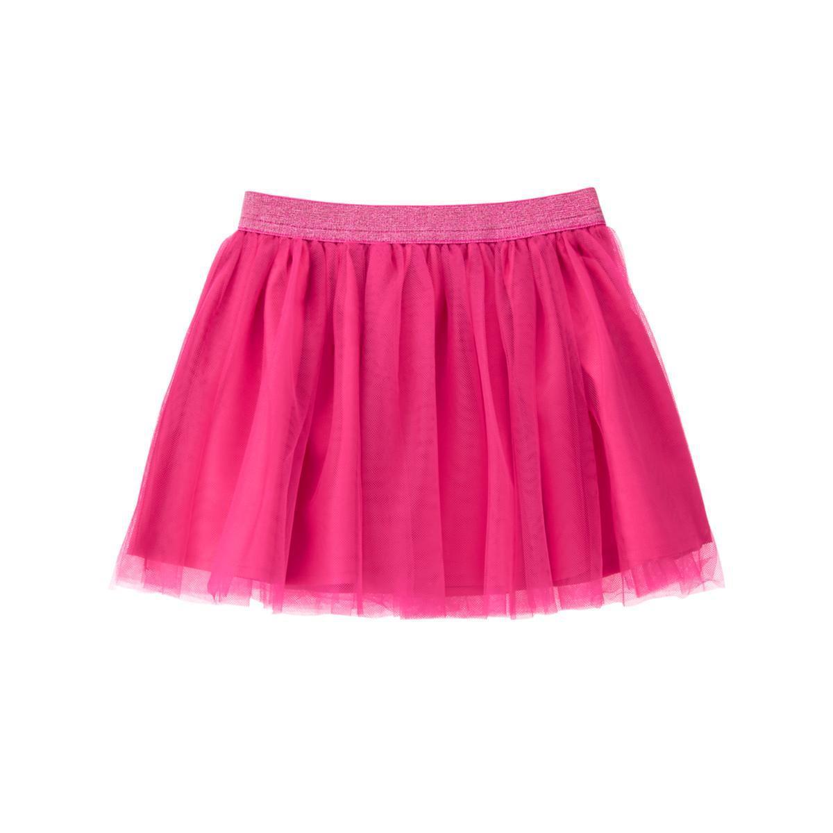 Детская розовая пышная юбка туту Crazy 8 для девочки