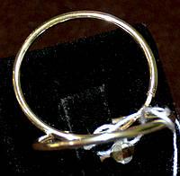 Вдатніі срібні сережки - кільця