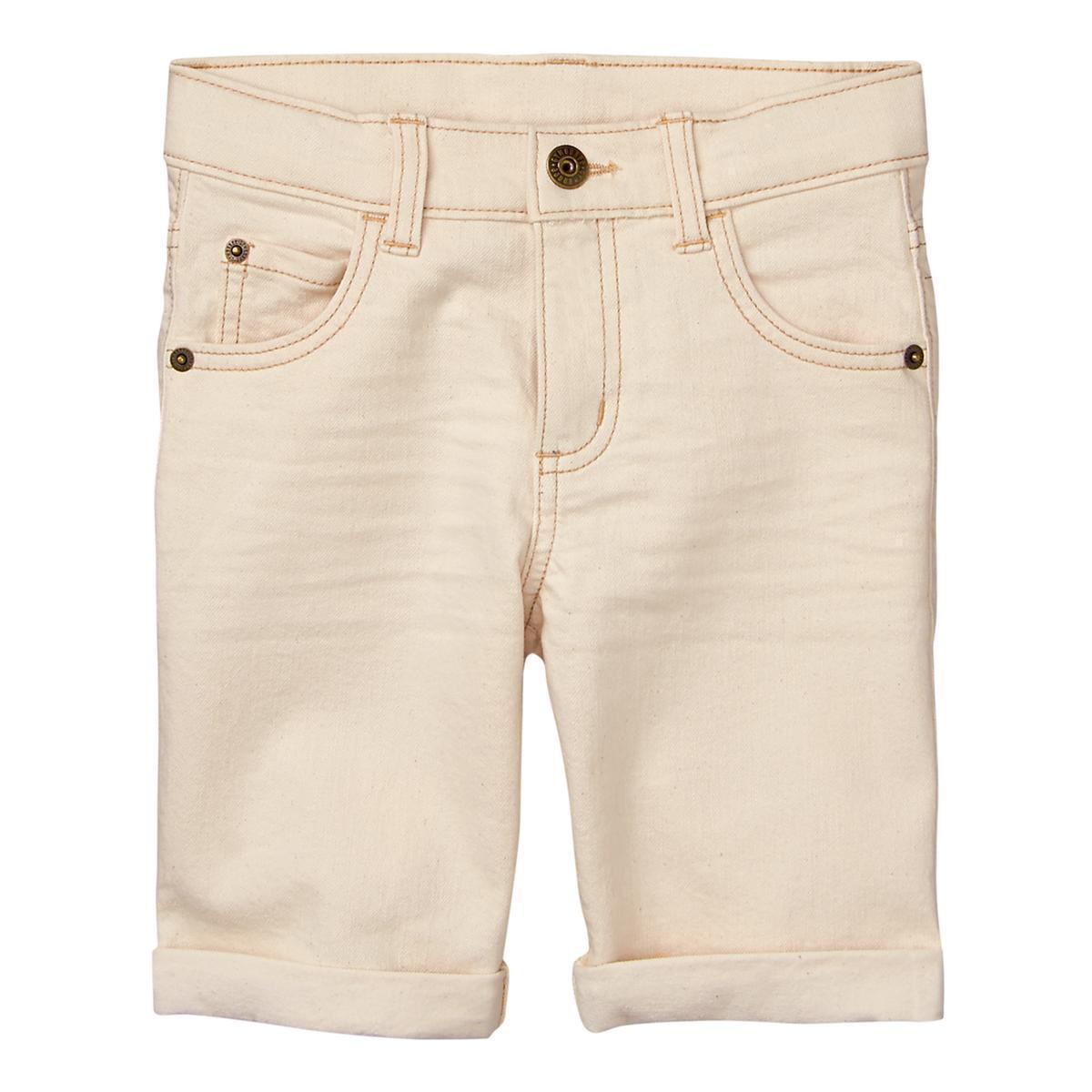 Джинсовые светлые шорты Gymboree для мальчика