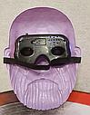 Маска супергероя Таноса (светится), фото 3