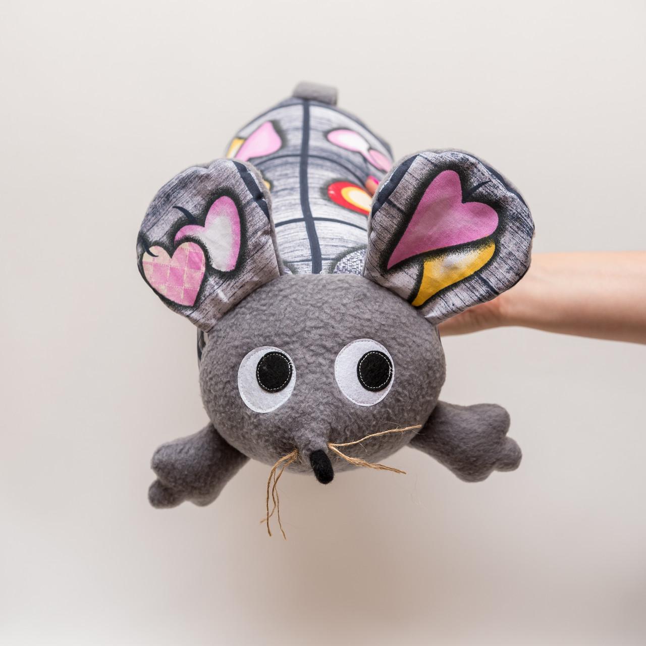 Подушка Мышка - пуля
