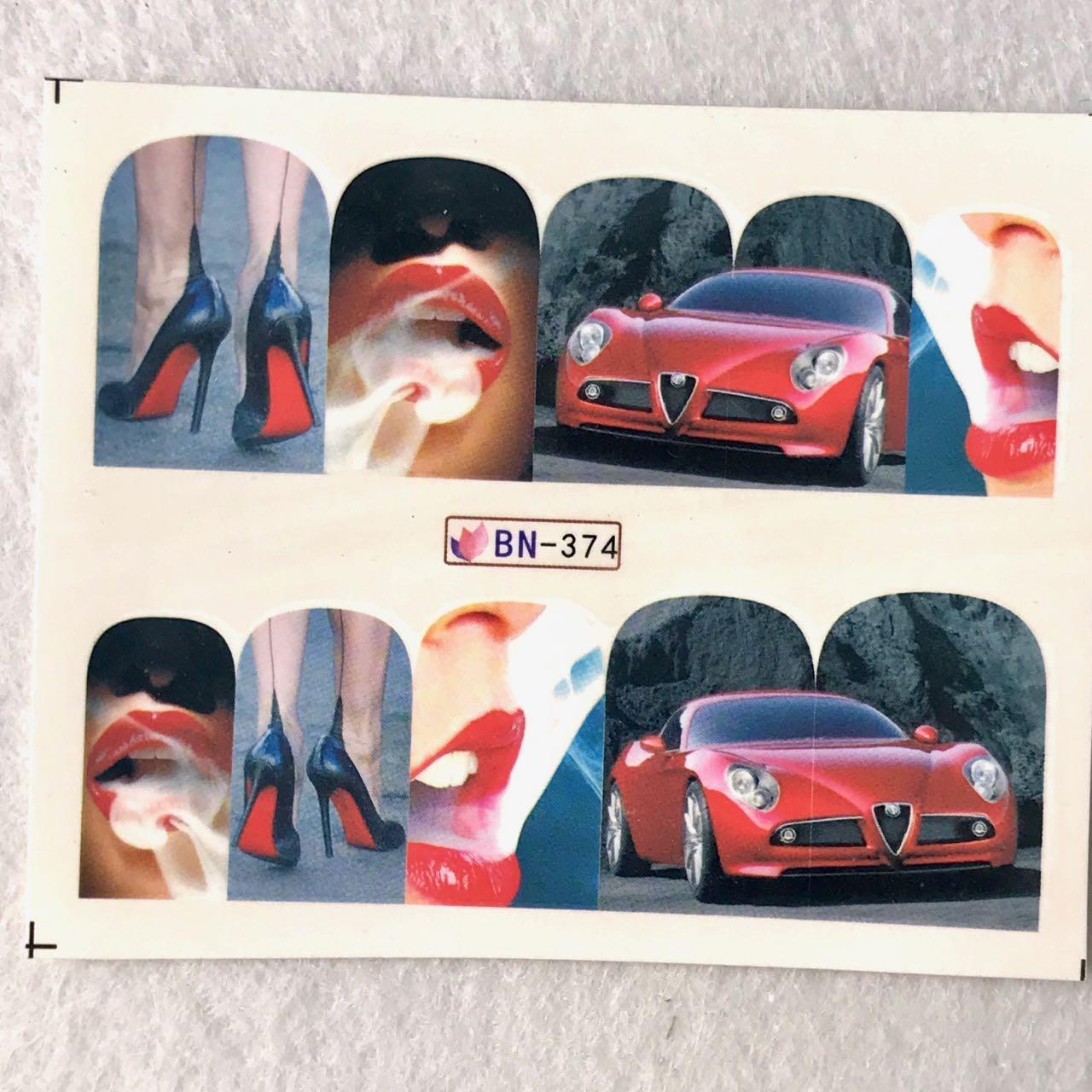 Слайдер Romantic BN 374