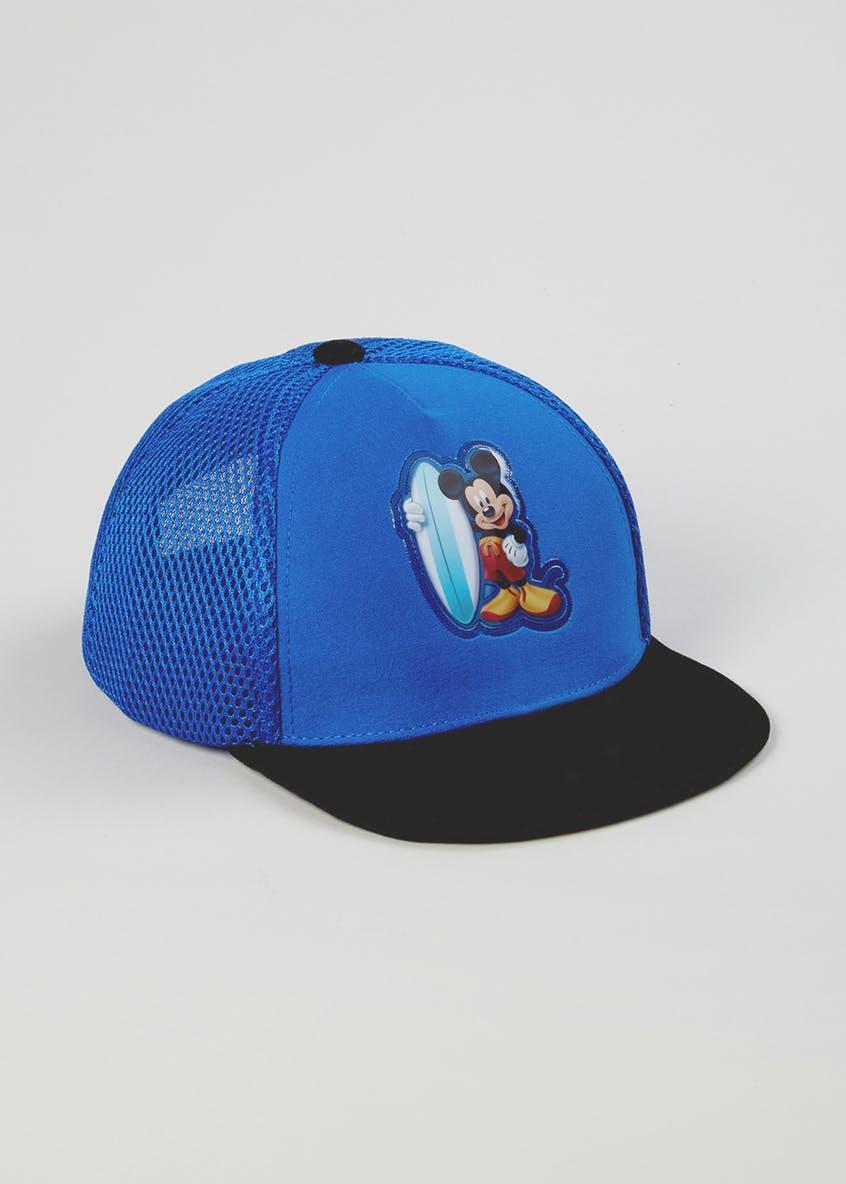 Детская кепка (бейсболка) Микки Маус Маталан для мальчика