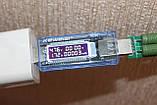 Вольтметра-Амперметр USB-Тестер (KWS-V20), фото 3