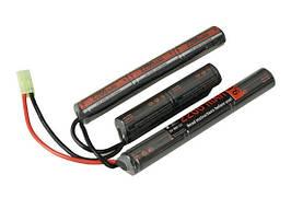 Аккумулятор NiMH 9,6V 2200mAh 3-modułowy [GFC Energy] (для страйкбола)
