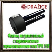 Фланец нагревательный с керамическими термоэлементами типа TPK 168–8/3kW