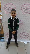 Дитячі штани для хлопчика Antonio Morato Італія MKTR00020 синій