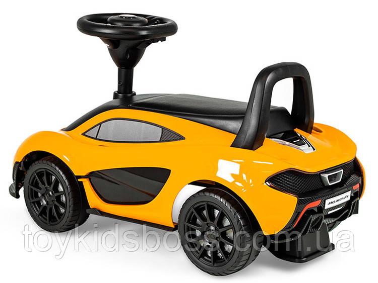 Машинка-каталка Chi Lok Bo Toys MCLAREN