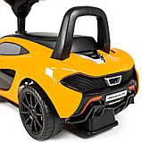 Машинка-каталка Chi Lok Bo Toys MCLAREN, фото 4