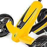 Детский вело-мобиль Chi Lok Bo Toys GOKART FERRARI, фото 2