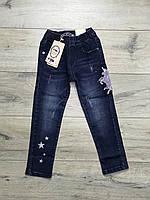 Стрейчевые джинсы для девочек. 1- 5 лет