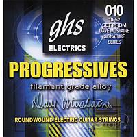 Струны для электрогитары GHS PRDM (10-52)