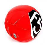 Футбольный мяч Adidas F50 X-ITE II ORANGE 5 S88277 (реплика), фото 2