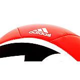 Футбольный мяч Adidas F50 X-ITE II ORANGE 5 S88277 (реплика), фото 4