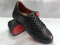 Стильные осенние кожаные кеды,кроссовки Rondo