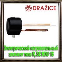 Электрический нагревательный элемент, встроенный во фланец типа R, SE RDU 18–5 kW