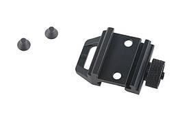 Montaż RIS / Picatinny do latarek FAST 301/501 (OA006) - black [OPSMEN]
