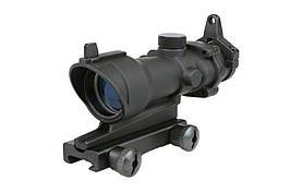 Replika lunety ACOG - black [AIM-O]