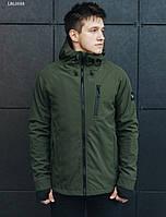 Куртка мужская демисезонная Staff soft shell Solar haki