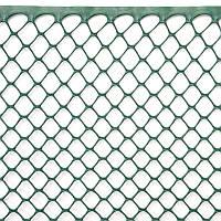 Сетка для растений, 1x5 м, рулон, цвет-зеленый, 15 мм, шестиугольные отверстия, фото 1