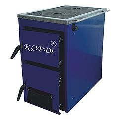 Твердотопливный котел Корди АКТВ с варочной плитой, 16 кВт