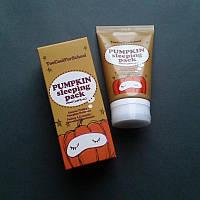 Ночная маска с экстрактом тыквы Too Cool For School Pumpkin Sleeping Pack 100ml