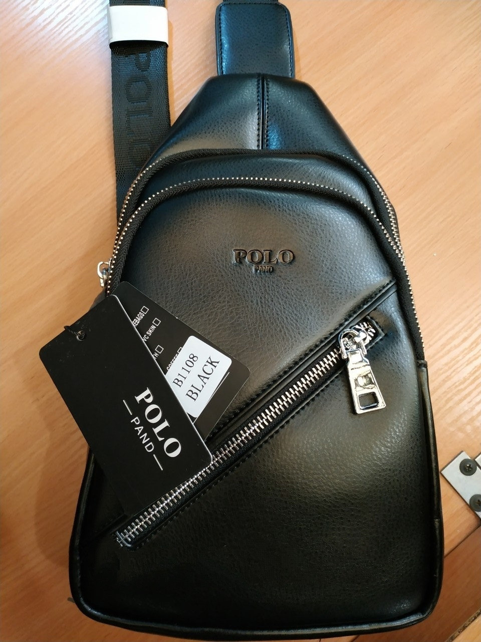 Мужская сумка Polo слинг