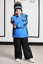 Детский полукомбинезон для девочки Верхняя одежда для девочек RIZZIBOY Италия 1454/40 Черный 98, , черный,