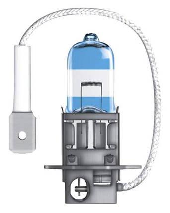 Лампа фары дальнего света H3 12V 55W Plus 90%NIGHT BREAKER  Osram  64151 NBP –Германия- (Картонная упаковка), фото 2