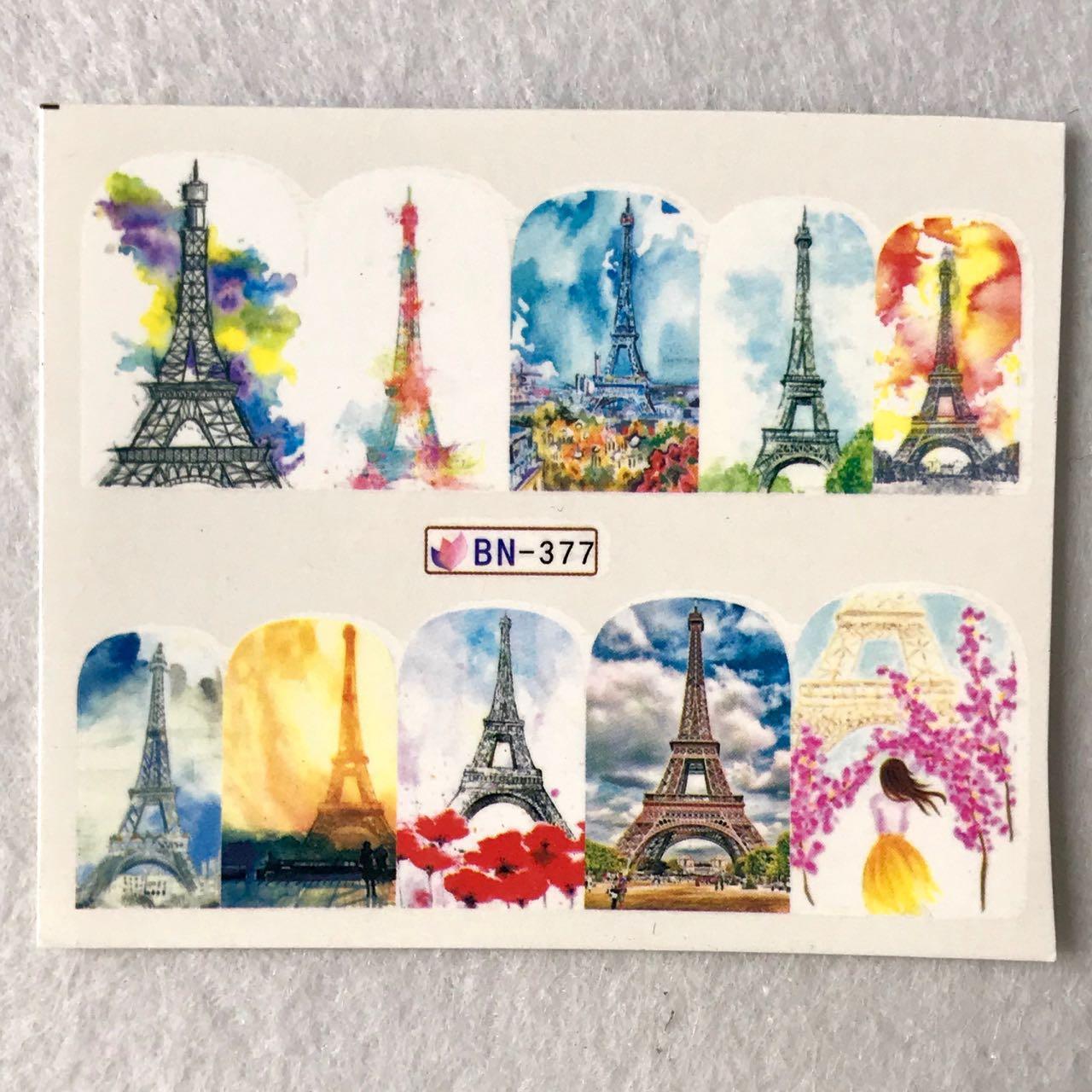 Слайдер Paris BN 377
