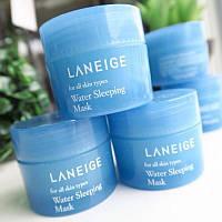 Ночная маска для глубокого увлажнения кожи Laneige Water Sleeping Mask 15ml