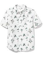 Детская рубашка с коротким рукавом (тениска) Олд Неви для мальчика