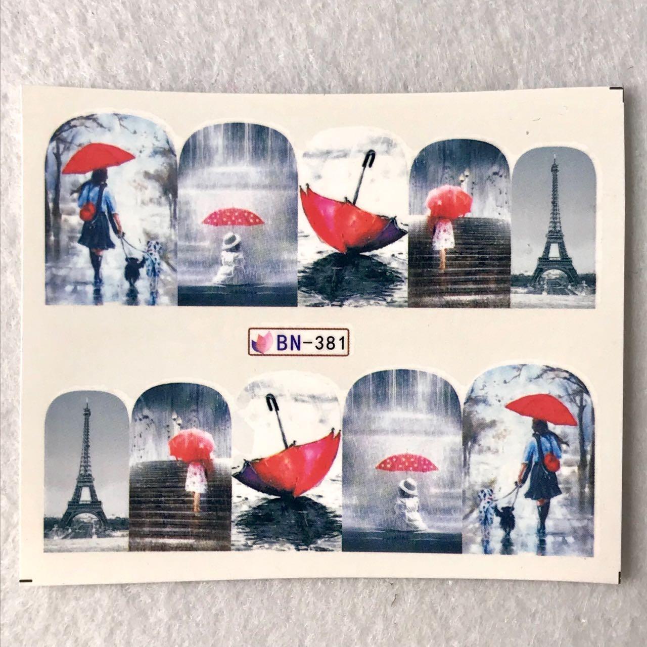 Слайдер Paris BN 381