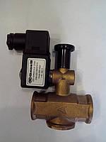 Электромагнитный клапан для газа 1 (открытый)