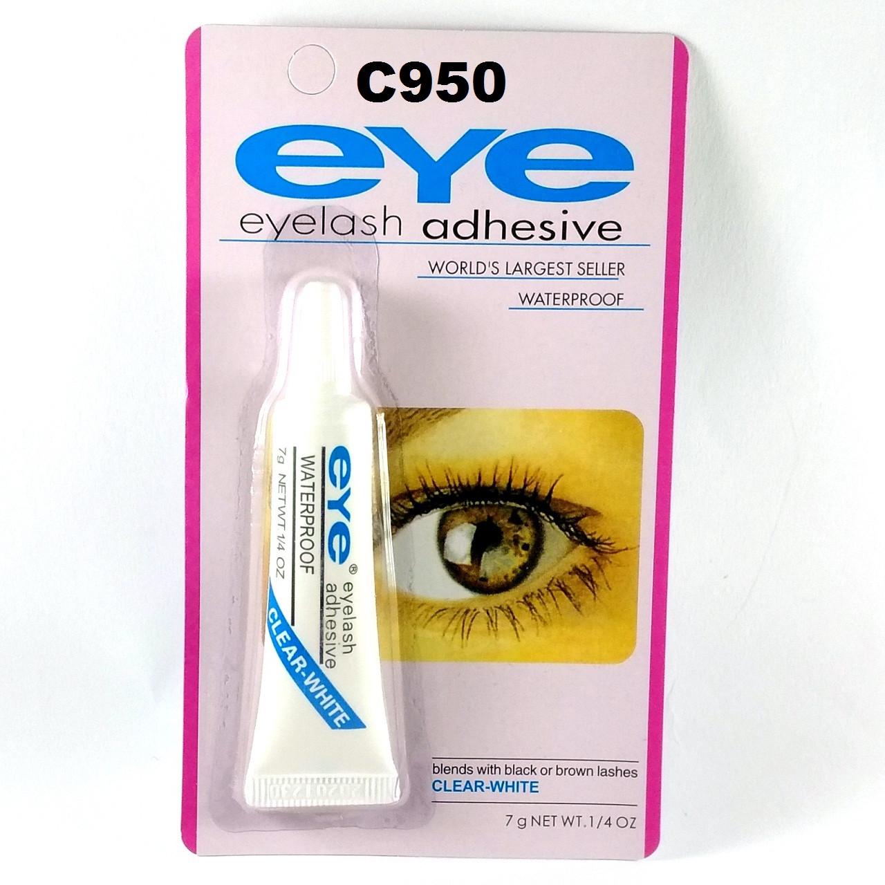 Клей для накладных ресниц Eyelash Glue, Eye 7, Белый