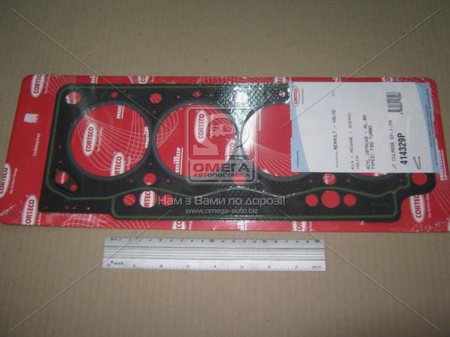 Прокладка головки блока цилиндров RENAULT KANGOO (Рено Кенго) F8Q 1.50 мм (пр-во Corteco)