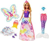 Барби Дримтопия Волшебное перевоплощение Barbie Dreamtopia