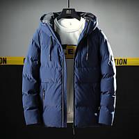 Мужская зимняя спортивная куртка, до -18°. Размеры 42-46. 3 ЦВЕТА!, фото 1