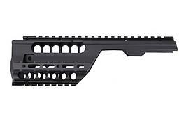 Konwersja RIS для реплик типа MP5K [JG] (для страйкбола)